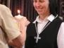 2004 Z misijonskim križem v Albanijo